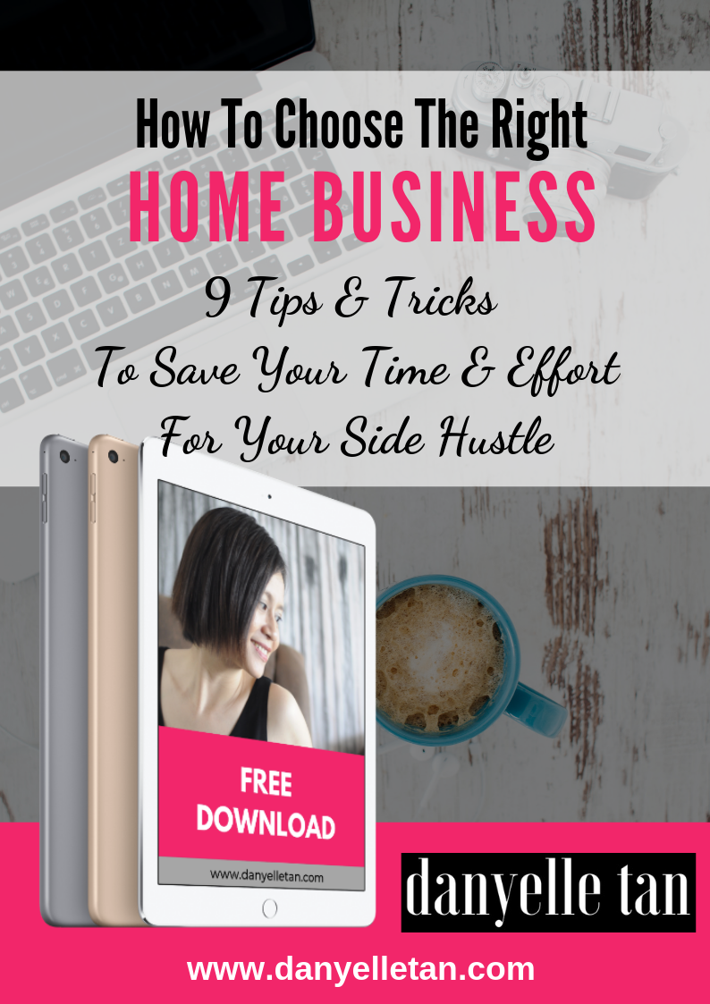 Free Download: How To Choose The Right Home Business
