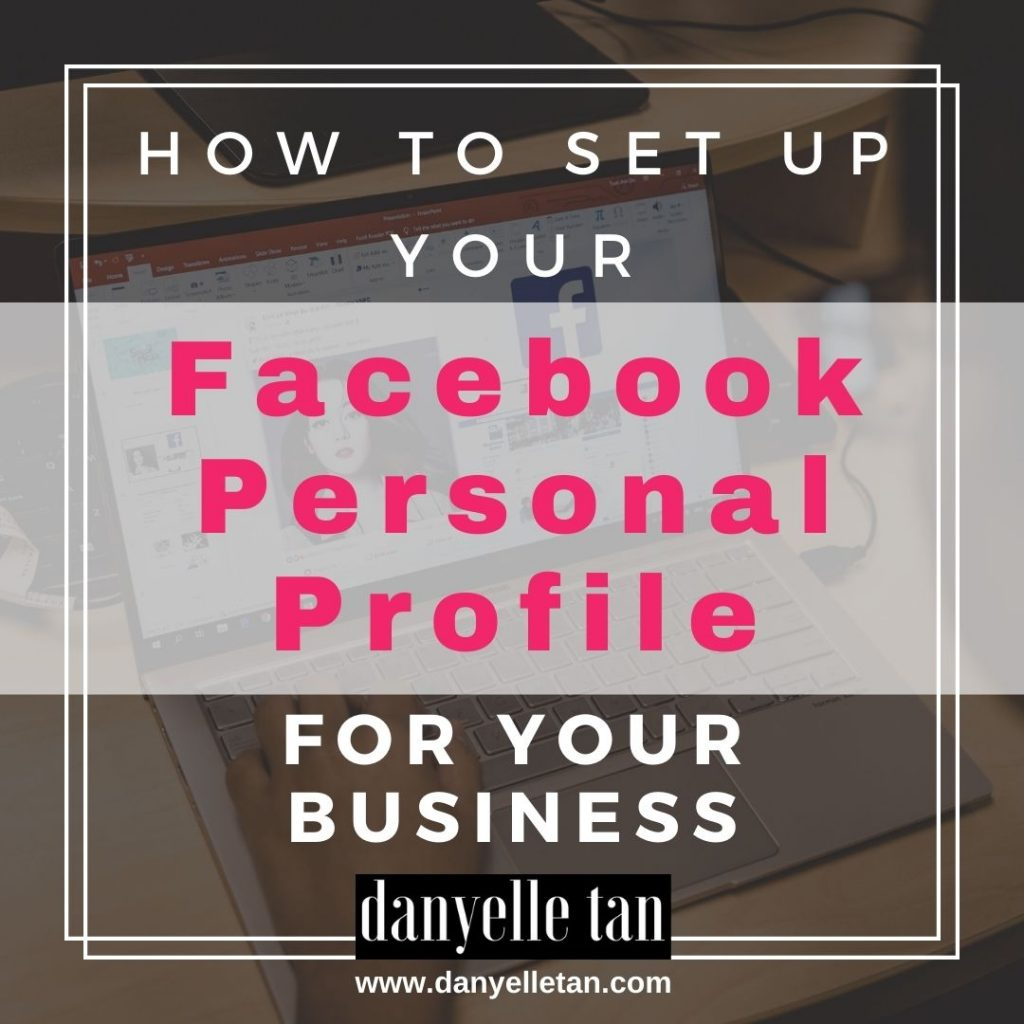Work From Home Tips: How to set up your Facebook personal profile for your network marketing business?